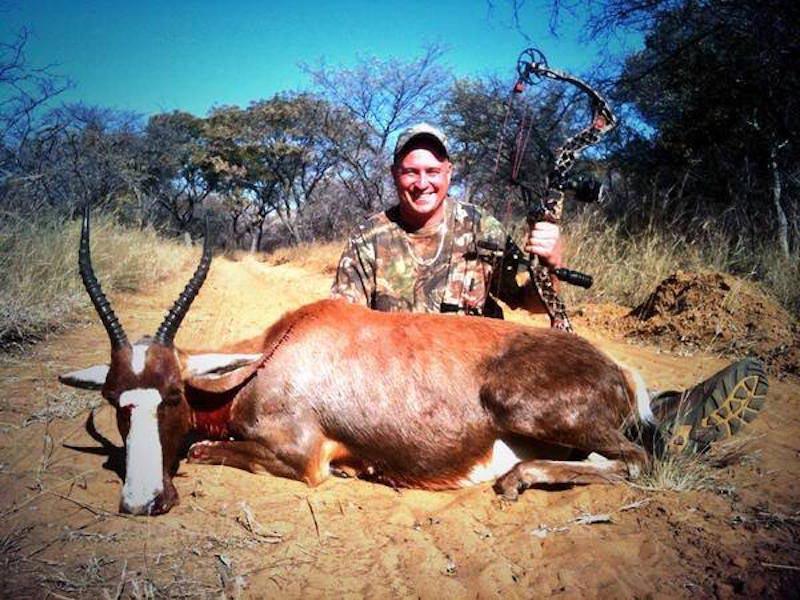 Blesbuck Hunting
