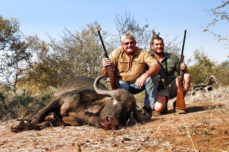 Buffalo Hunting