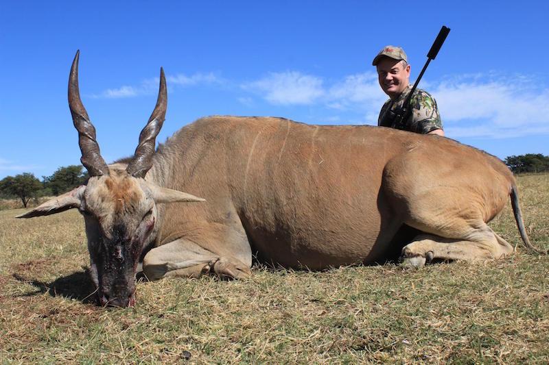 Eland Hunting