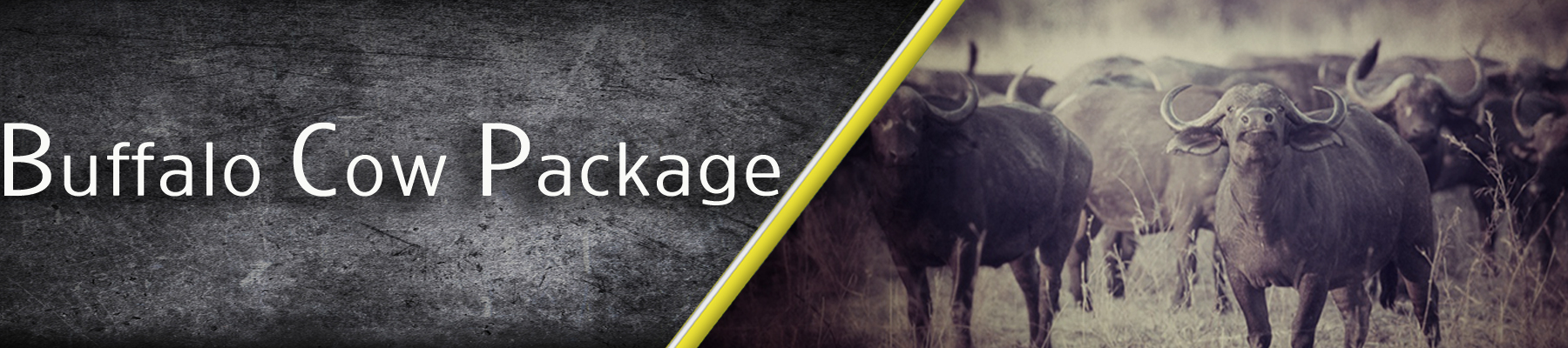 Buffalo-Cow-Package